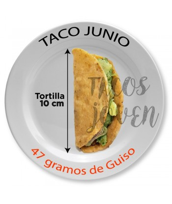 tacos de canasta junior